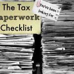 Lillian Turner-Bowman's Tax Paperwork Checklist