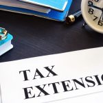 2018 Tax Extensions and Payment Options for New York/New Jersey Metro Taxpayers