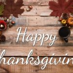 Happy Thanksgiving 2019 from Lillian's Professional Services LLC to your family